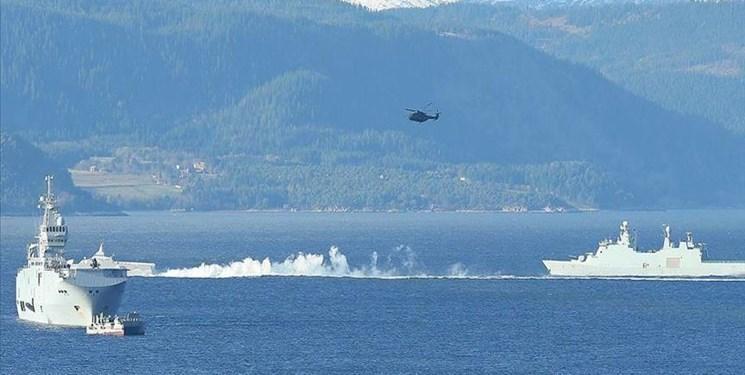 بزرگترین رزمایش دریایی ناتو با هدف کشف و خنثی سازی مین های دریایی برگزار میشود