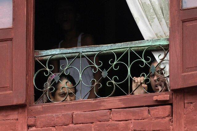 اعمال محدودیت های سخت در کشمیر هند برای نمازگزاران روز آدینه