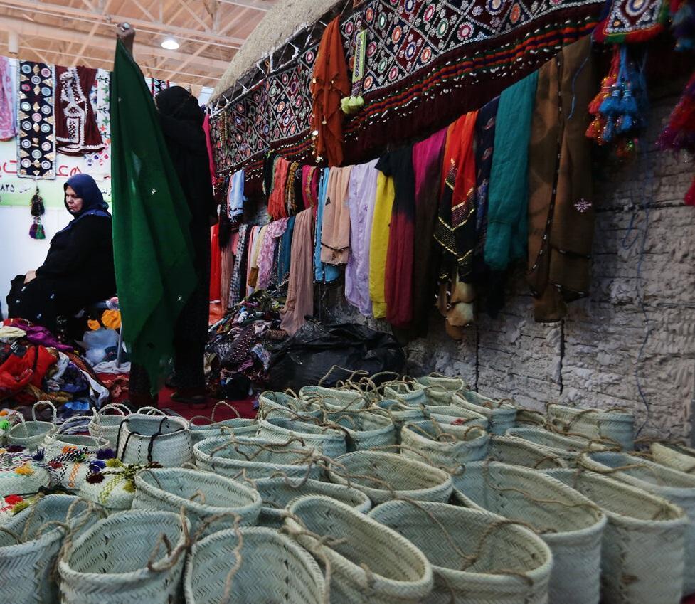250 نفر ازسیستان و بلوچستان در نمایشگاه توانمندی های روستاییان کشور حضور دارند