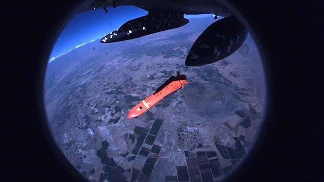 پرتاب آزمایشی پیروز اولین موشک کروز ترکیه