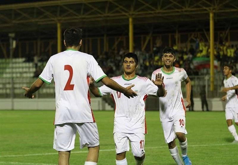 فوتبال زیر 16 سال مقدماتی آسیا، صعود ایران به مرحله نهایی با شکست افغانستان