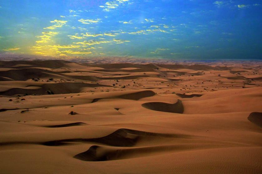 کویر مرنجاب اصفهان